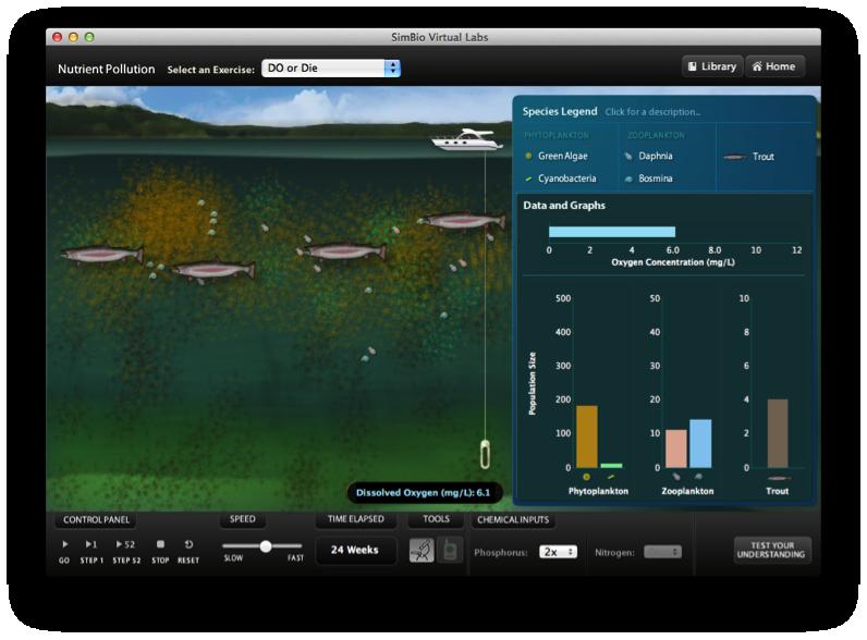 SimBio screenshot