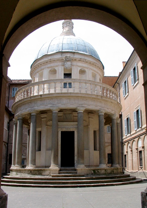 renaissance architecture boundless art history - Roman Architecture