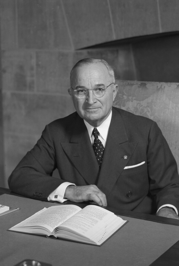 Photo portrait of Harry S. Truman