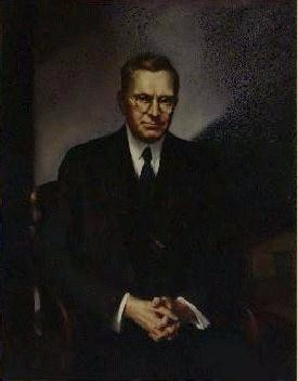 Portrait of William Doak