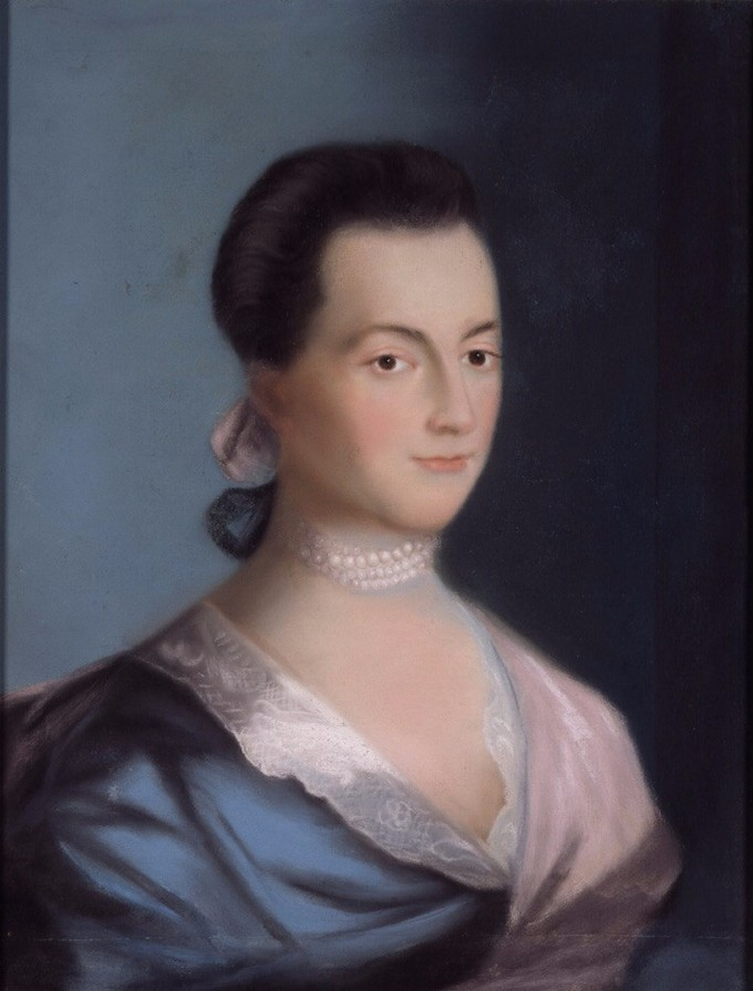Portrait of Abigail Adams