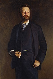 Portrait of Henry Cabot Lodge
