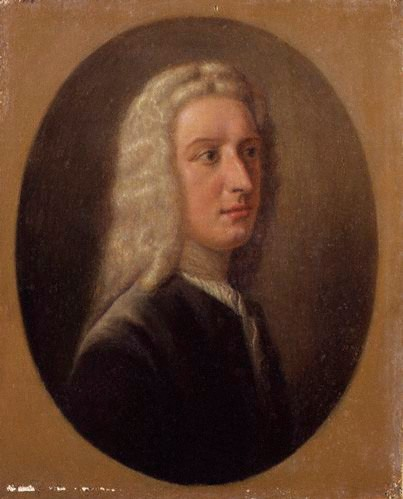 Portrait of James Edward Oglethorpe