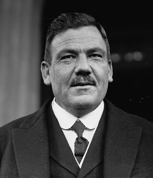 Photo portrait of Plutarco Elias Calles
