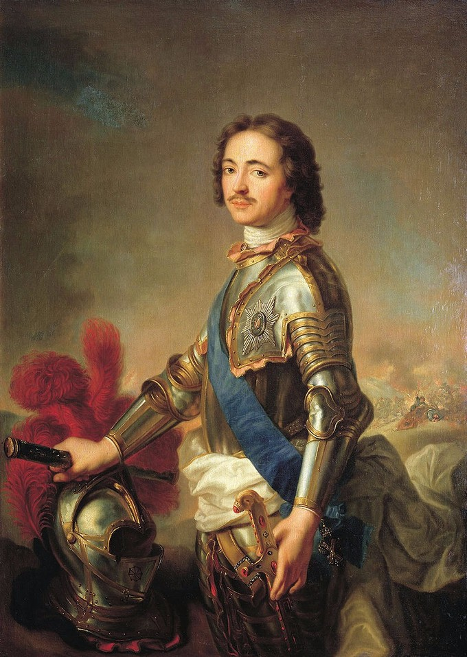 a look at russia in the hands of peter the great Under her rule russia grew strong and rivaled the great powers of europe and asia royal childhood catherine ii was born sophia augusta frederica in the german city of stettin, prussia (now szczecin, poland), on april 21, 1729.