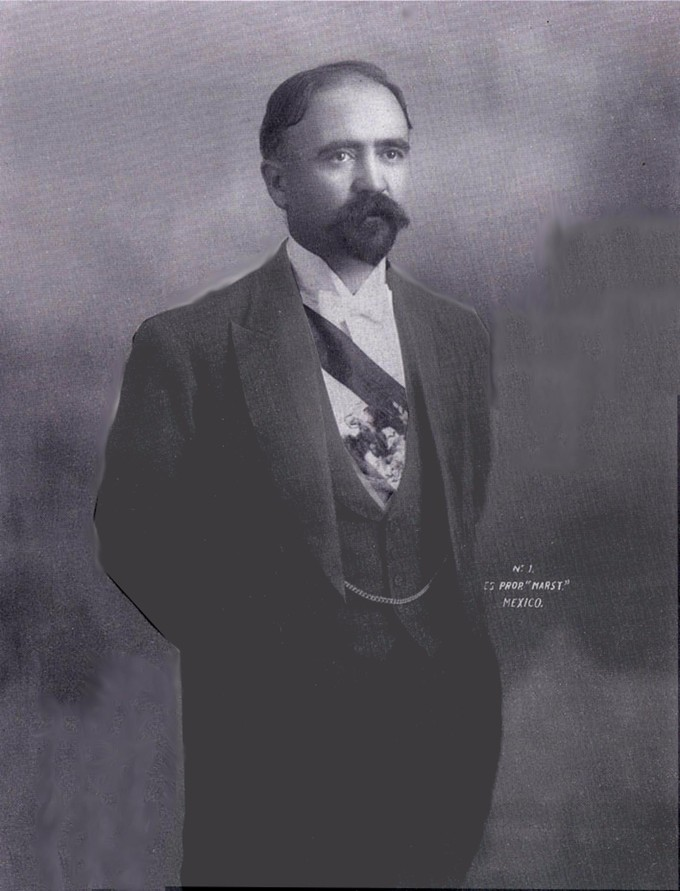 Portrait of President Francisco I. Madero