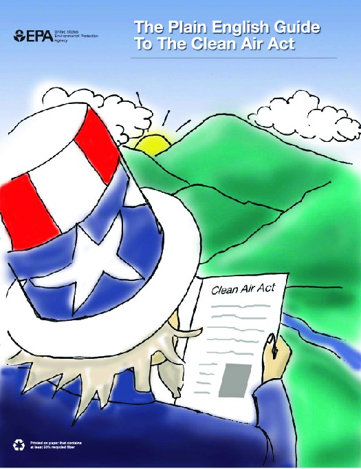 An illustration shows the Uncle Sam character reading a document titled