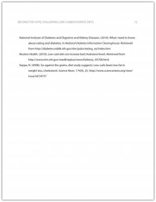 English composition 2 research paper